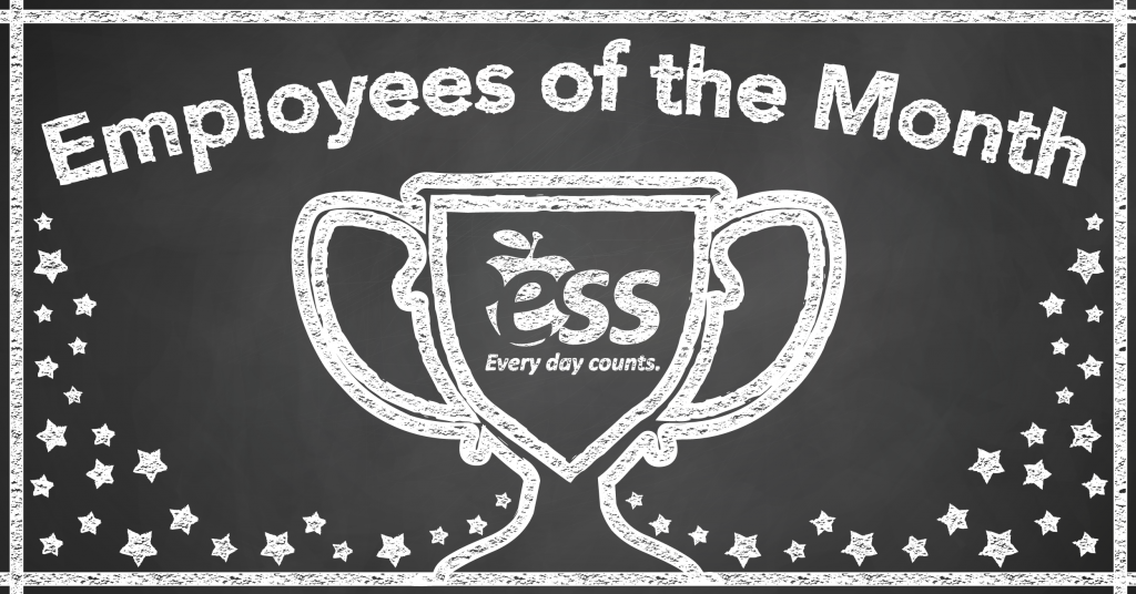 ESS Employees of the Month