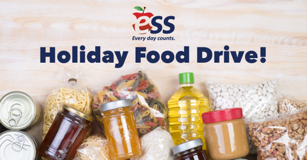 ESS Food Drive in Washington County