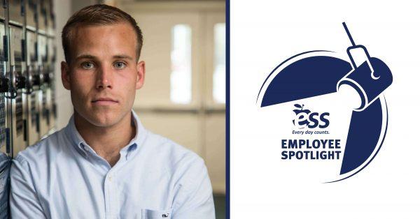 Employee Spotlight: Frank Delaney
