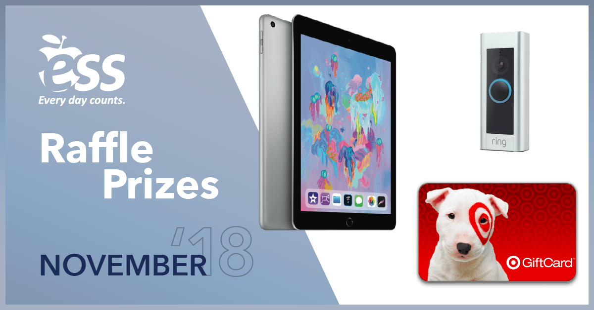 November 2018 Raffle Prizes-01